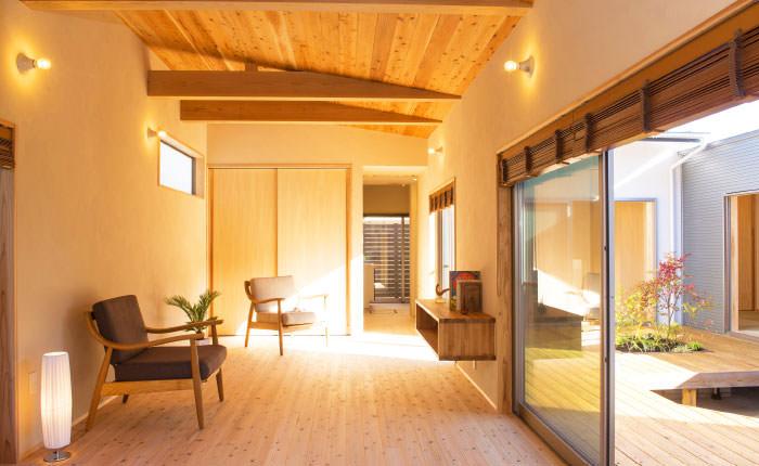 大分県大分市の「日本ハウジング」でトータルコーディネートされた家づくり