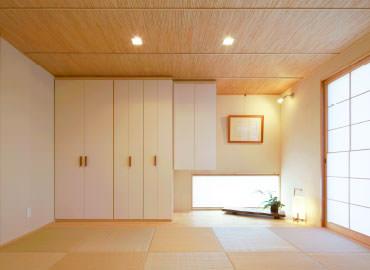 自然素材の木の家を建てるなら大分市の工務店の「日本ハウジング」
