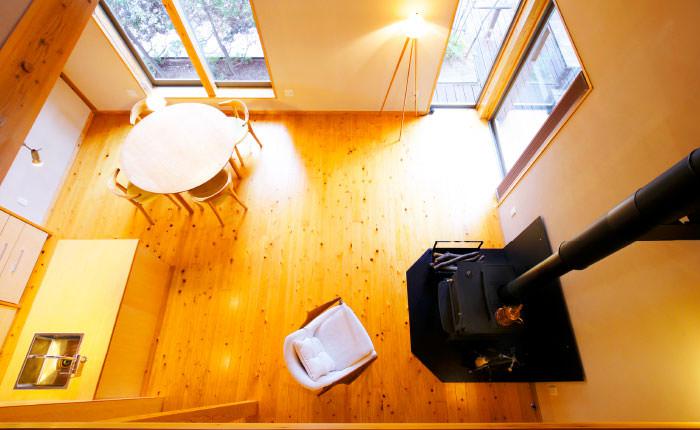 大分県大分市の「日本ハウジング」の自然素材の木の家