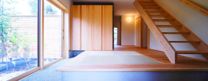 大分市の「日本ハウジング」で暮らしにあった間取りの家づくり