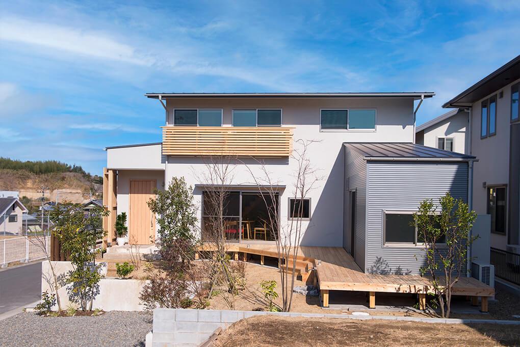 大分県大分市の「日本ハウジング」で平家を建てる