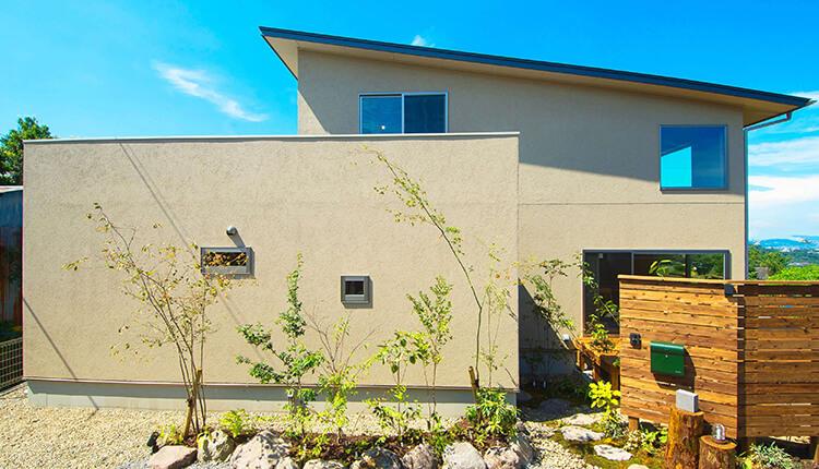 大分県大分市の「日本ハウジング」で土地にあわせた注文住宅を建てる