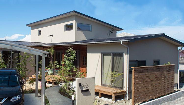 注文住宅で螺旋階段のある家を建てる