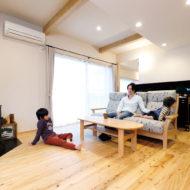 日本ハウジング株式会社で新築一戸建ての注文住宅を建てられたお客様の声