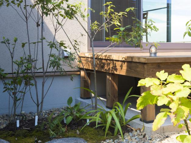 自然素材の家は自然に分解されます。自然素材ならではのお家造りをしてみませんか