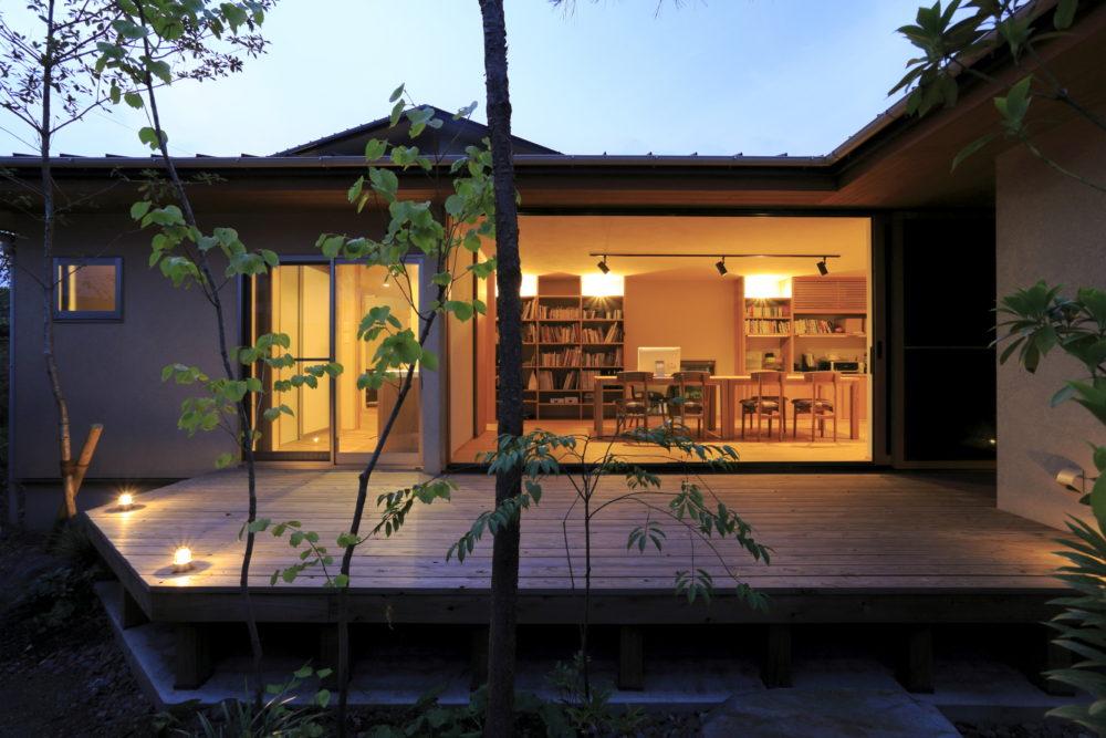 大分市で建築賞受賞のフルオーダーのお宅の見学会