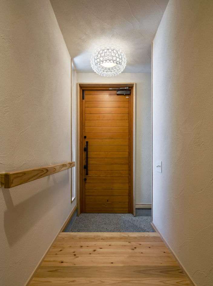 玄関|注文住宅の家
