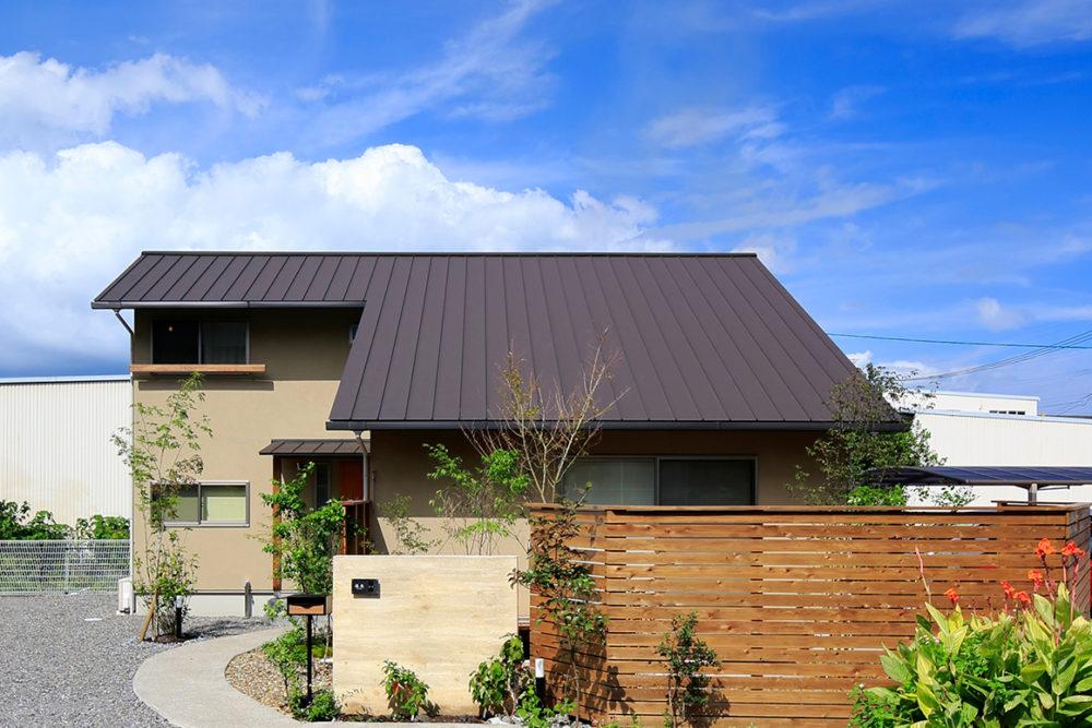 府内町家フルオーダー|大屋根の家