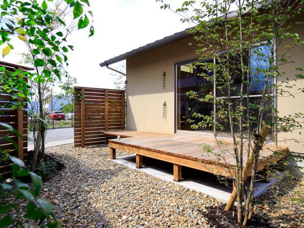 府内町家|お庭フルオーダー