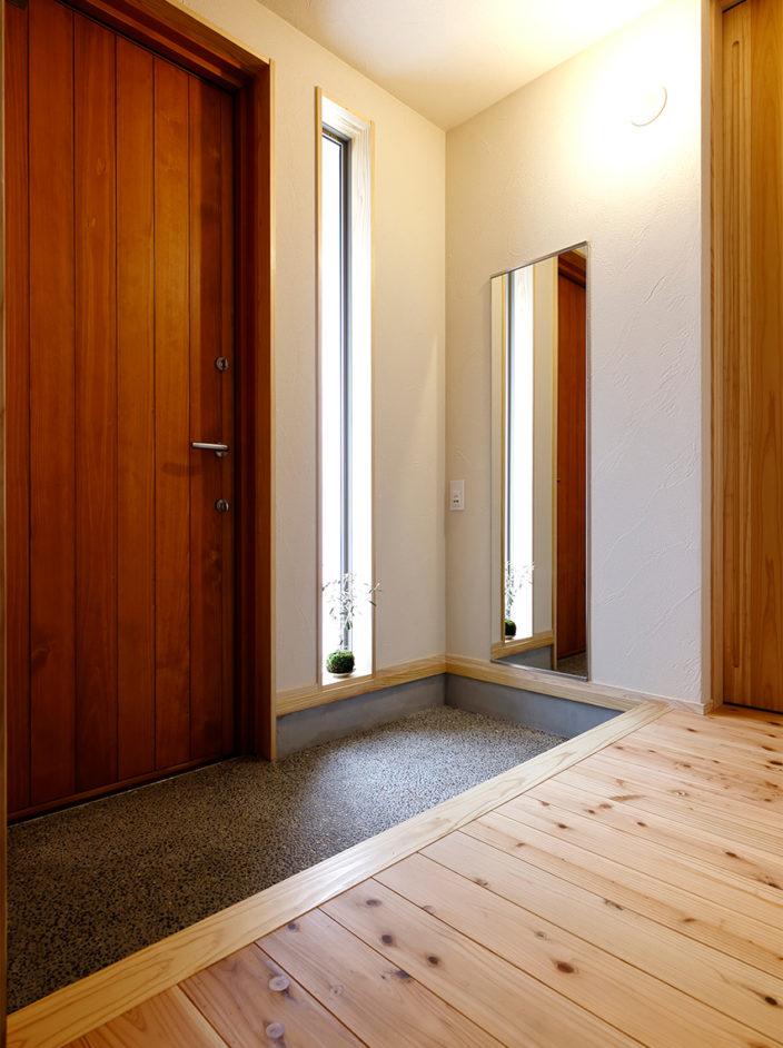 玄関|フルオーダーの家