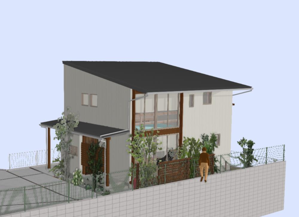 セミオーダーの完成見学会 府内町家