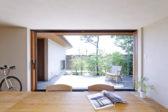 家・庭・インテリアの同時設計の家