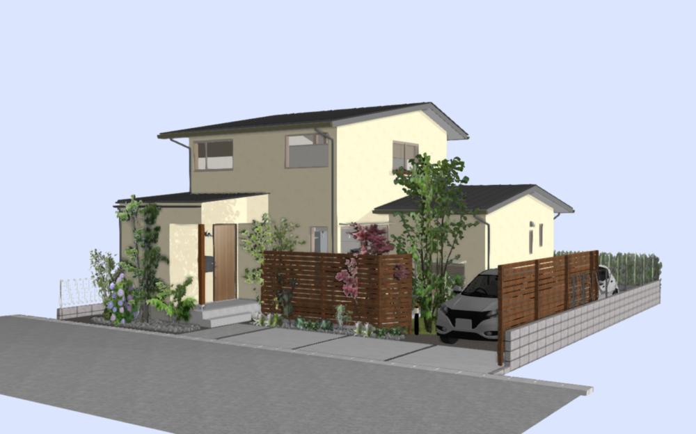 郊外に建つ府内町家|完成見学会